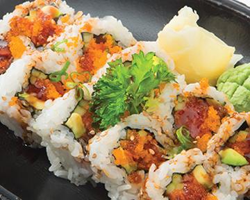 Spicy Tuna Roll **
