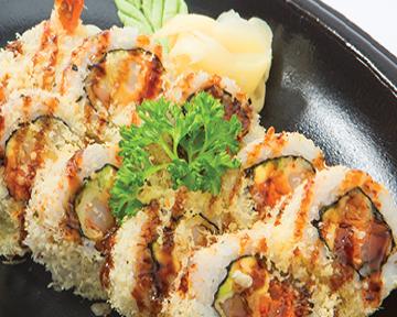Spicy Tempura Roll **