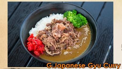 H. Japanese Gyu Curry
