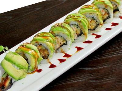 Green Dragon Roll