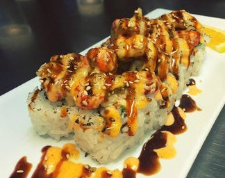 Baked Crawfish Roll
