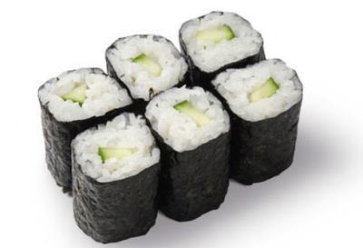 Cucumber Roll