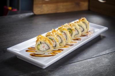 Golden Cali Roll