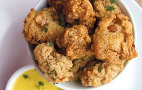 Fried Oyster (5Pcs)