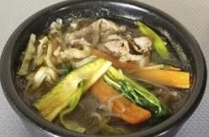 Ribeye Beef Soup