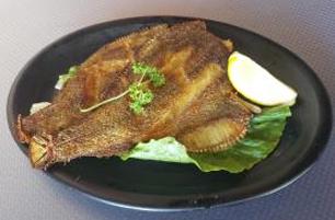 Panfried Flat Fish