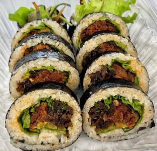 Sweet Pork Kimbap