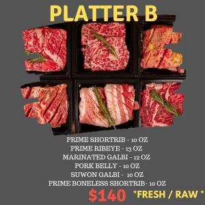 Diy Meat Platter (B) 6