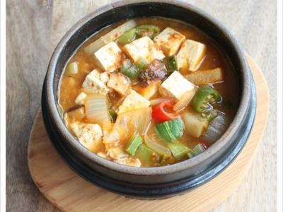Beef Dwenjang Stew