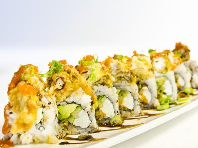 Kokoro Special Roll