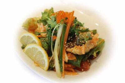 Hawaiian Poki Salad
