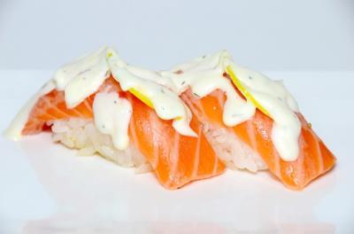Fusion Salmon