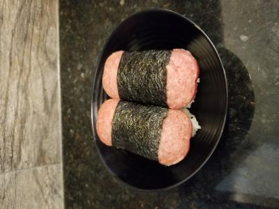 Spam Musubi (2Pcs)