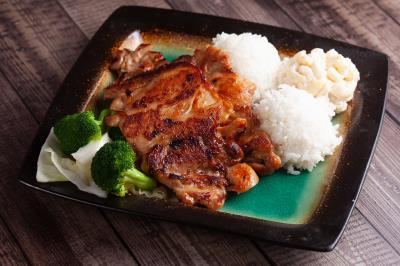 Hawaiian Bbq Chicken