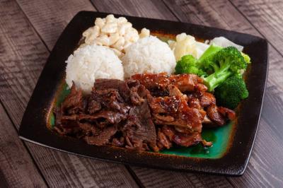 Bbq Chicken & Beef