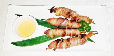 Bacon-Shrimp