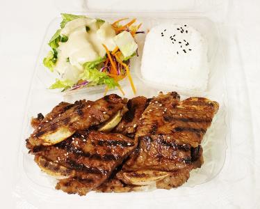 B B Q Beef Short Ribs (L)