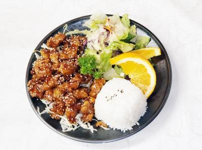 Sesame Chicken(L)