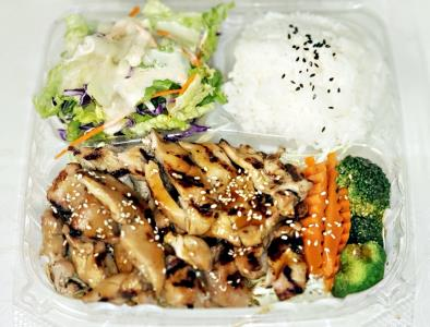 Chicken Teriyaki (L)
