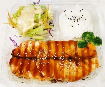 Salmon Teriyaki (L)