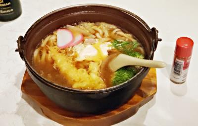 Nabe Chicken Udon