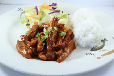 Spicy Chicken Teriyaki