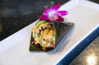 Super Mexican (Hand Roll)