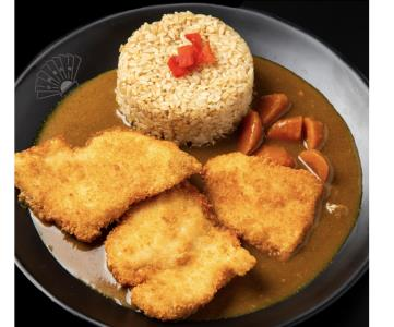 Fish Tempura Curry
