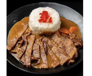 Yaki Beef Curry