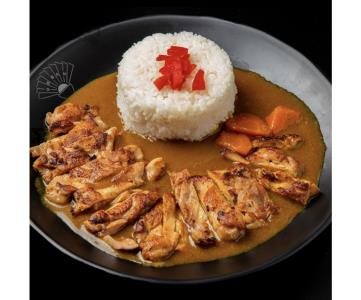 Ya-Ki Chicken Curry
