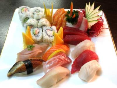 Sushi And Sashimi (D)