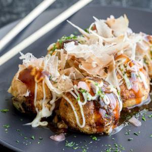 Takoyaki (4Pcs)