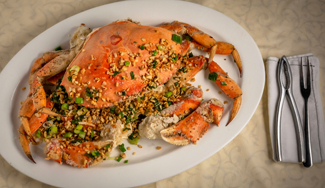 Peppercorn Crab