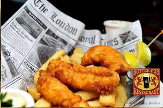 Beer Battered Fish & Chip