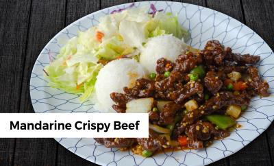 Mandarin Crispy Beef