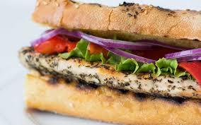 Lg Chicken Sandwich