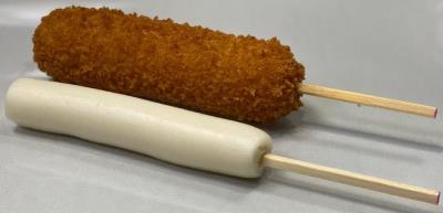 Rice Cake Hotdog