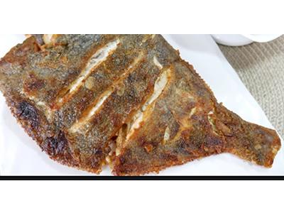 Pan Fried Flatfish