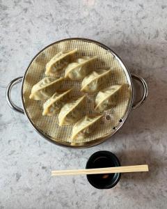 Steamed Beef And Pork Dumpling