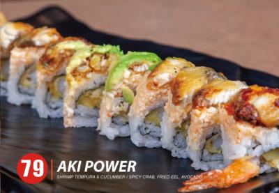 Aki Power