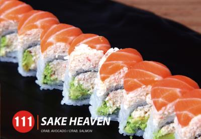 Sake Heaven