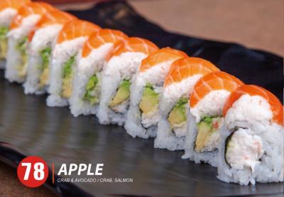 Apple Roll