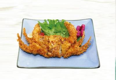 Soft Shell Crab Tempura