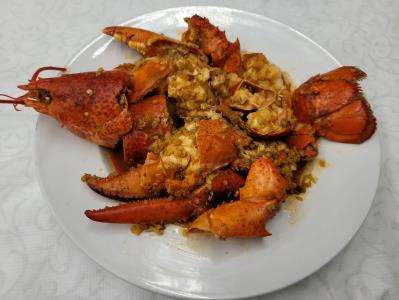 Cajun Lobster