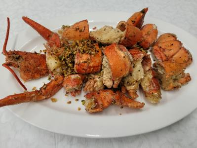Peppercorn Lobster