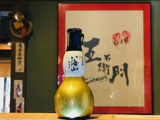 Hakkaisan Hyoutan (Junmai Ginjo) 180Ml (Gold)