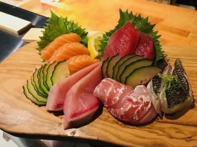 10 Pc Sashimi