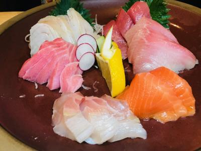 15 Pc Sashimi (New)