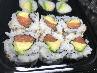 Salmon Avocado (Maki)