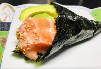 Salmon Avo (Hr)